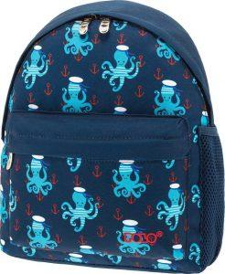 Polo Τσάντα Πλάτης Νηπιαγωγείου Mini Octopus 2019 9-01-067-76