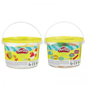 Hasbro – Play-Doh – Mini Κουβαδάκι Ζαχαροπλαστικής – 2 Σχέδια B4453