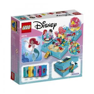 Lego Disney Princess – Ariel's Storybook Adventures 43176
