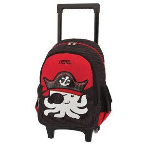 Polo Σακίδιο τρόλεϊ Νηπιαγωγείου Pirate 2018 9-01-008-72