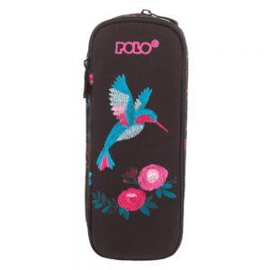 Polo Κασετίνα Με Διπλό Φερμουάρ Glow In The Dark Expand Bird 2019 9-37-254-02