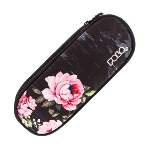 Polo Κασετίνα Με Διπλό Φερμουάρ Glow In The Dark Vision Flowers 2019 9-37-255-16