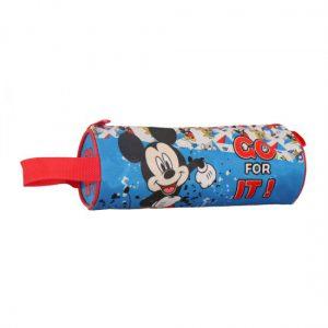 Diakakis Κασετίνα Βαρελάκι Mickey Go For It 562545