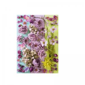 Schmidt Spiele  – Puzzle Violet Blossoms 1000 Pcs 58944