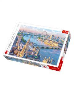 Trefl Puzzle 1000 Pcs London Collage 10404