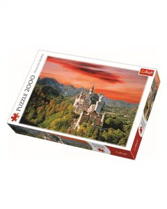 Trefl Puzzle 2000 Pcs The Neuschwanstein Castle 27050