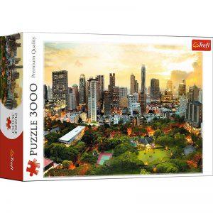 Trefl Puzzle 3000 Pcs Bangkok 33060