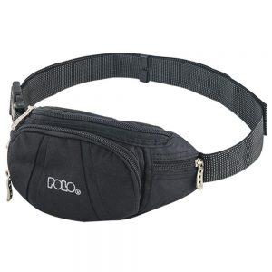 Polo – Τσαντάκι Μέσης Pittock, Μαύρο 9-08-021-02