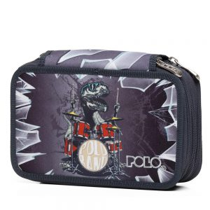Polo Κασετίνα Τριπλή Glow In The Dark Rollet 2020 9-37-265-8006