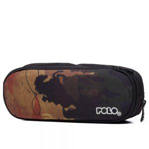 Polo Κασετίνα Με Διπλό Φερμουάρ Glow In The Dark Season Ζορό 2020 9-37-267-8015