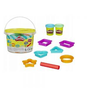 Hasbro Play-Doh Mini Κουβαδάκι Ζαχαροπλαστικής – 2 Σχέδια B4453