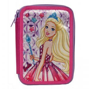 Gim Κασετίνα Διπλή Γεμάτη Barbie Fantasy 349-63100