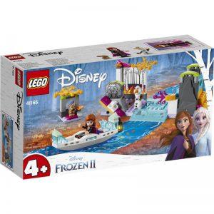 Lego Disney Princess Annas Canoe Expedition 41165