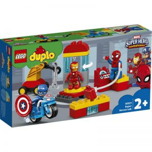 Lego Duplo Super Heroes Lab 10921