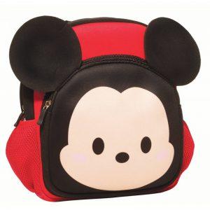 Gim Τσάντα Πλάτης Νηπιαγωγείου Neoprene Disney Tsum Tsum Mickey 340-76050
