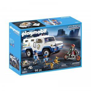 Playmobil City Action Όχημα Χρηματαποστολής 9371
