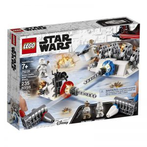 Lego Star Wars Action Battle Hot Generator Attack 75239