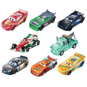 Mattel Cars – Αυτοκινητάκια Color Changers – 6 Σχέδια GNY94