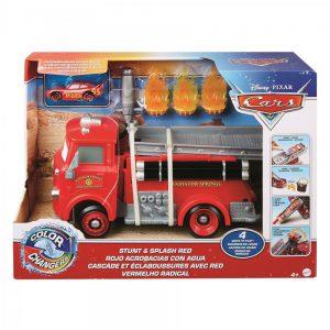 Mattel Cars – Πυροσβεστικό Ρέντ GPH80