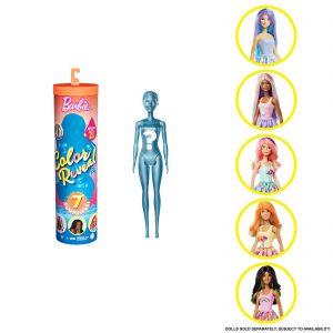 Mattel Barbie – Color Reveal Wave 3 GTP42