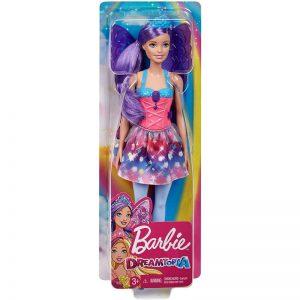 Mattel Barbie Dreamtopia Νεράιδα GJK00