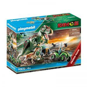 Playmobil Dinos – Η Επίθεση Των Δεινοσαύρων 70632