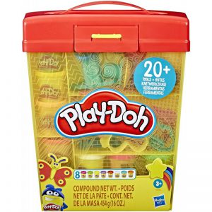 Hasbro Play-Doh 20+ Εργαλεία Και Αποθήκευση E9099