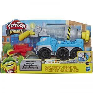 Hasbro – Play-Doh – Cement Truck E6891