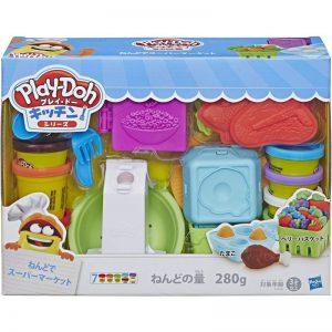 Hasbro Playdoh Grocery Goodies E1936