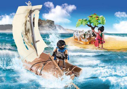 Playmobil History – Ο Οδυσσέας Και Η Κίρκη 70468
