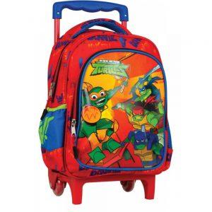 Gim – Σακίδιο Τρόλεϊ Νηπιαγωγείου Ninja Turtles Mutant Mayhem 334-23072
