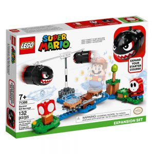 Lego Super Mario – Πίστα Επέκτασης Ομοβροντία Banzai Bill 71366