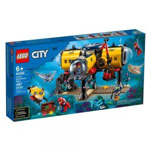 Lego City – Ocean Exploration Base 60265