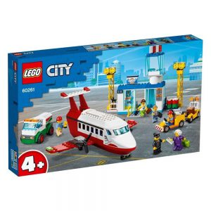 Lego City – Central Airport 60261