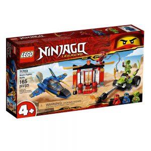 Lego Ninjago – Storm Fighter Battle 71703