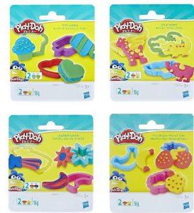 Hasbro – Play-Doh – Value Set – 2 Σχέδια E0801