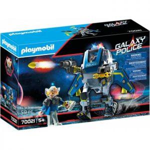 Playmobil Space – Ρομπότ Galaxy Police 70021