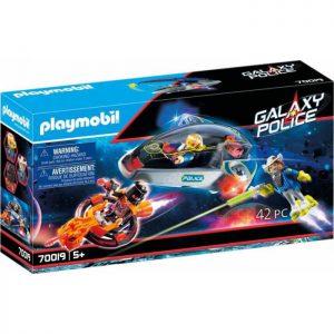 Playmobil Space – Galaxy Police Ιπτάμενο Όχημα 70019