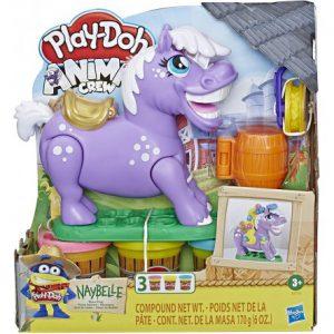 Hasbro – Play-Doh – Animal Crew Naybelle Show Pony E6726
