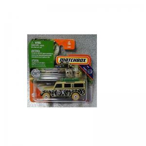 Mattel Matchbox – Αυτοκινητάκι 1:64 ΄65 Land Rover Gen II GKL76 (C0859)
