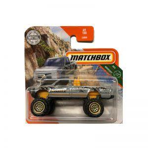 Mattel Matchbox – Αυτοκινητάκι 1:64 Chevy K1500 GKM12 (C0859)