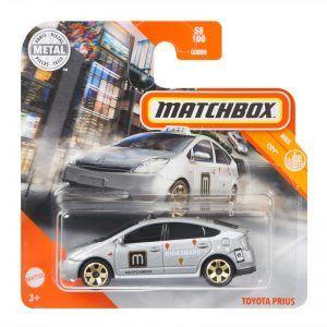 Mattel Matchbox – Αυτοκινητάκι 1:64 Toyota Prius GKM15 (C0859)
