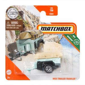 Mattel Matchbox – Αυτοκινητάκι 1:64 Mbx Trailer Trawler GKM47 (C0859)