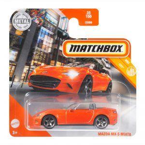 Mattel Matchbox – Αυτοκινητάκι 1:64 Mazda MX-5 Miata GKM54 (C0859)
