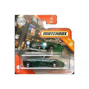 Mattel Matchbox – Αυτοκινητάκι 1:64 1963 Austin Healey Roadster GKM60 (C0859)