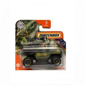 Mattel Matchbox – Αυτοκινητάκι 1:64 Ghe-O Rescue GKM62 (C0859)