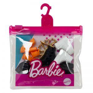Mattel Barbie – Σετ Παπούτσια GXG01 (GWD94)