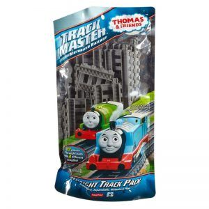 Fisher Price Thomas & Friends – Trackmaster Straight Track Pack DFM56 (DFM55)