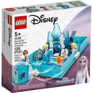 Lego Disney Princess – Frozen 2 Elsa Nokk Storybook Adventures 43189