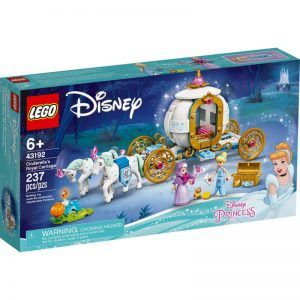 Lego Disney Princess – Cinderella's Royal Carriage 43192